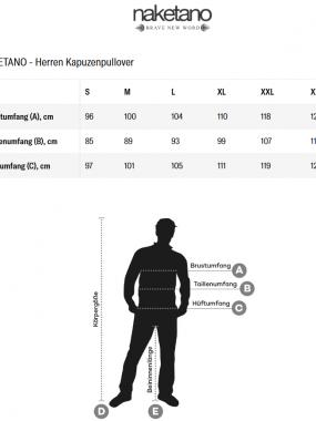 Tablica razmeri Naketano