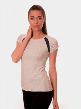 Дамска блуза с къс ръкав Редикс