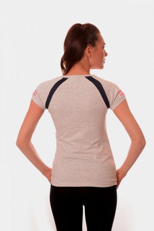 Дамска блуза с къс ръкав Редикс . Произведена в България