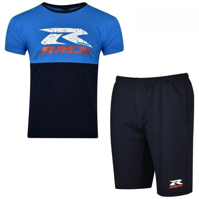Летен спортен комплект тениска къси панталони