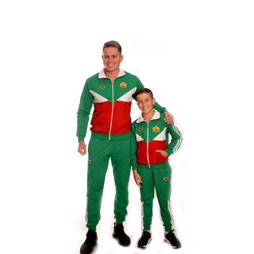 Български спортни екипи за баща и дете