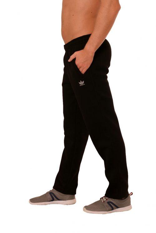 Черно мъжко право долнище – класически модел