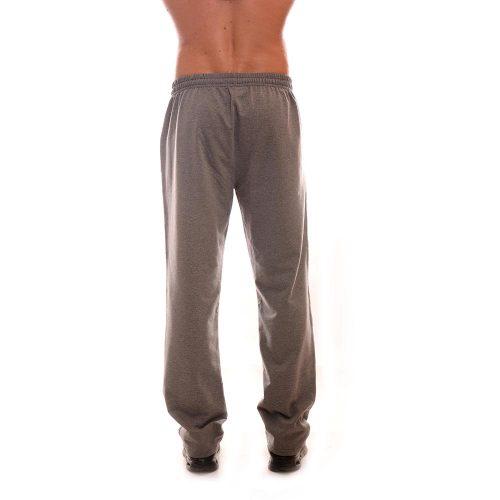 Право долнище за големи мъже - Respeero - сиво