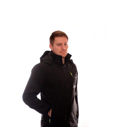 Мъжко яке - неопрен. Страхотен модел яке.