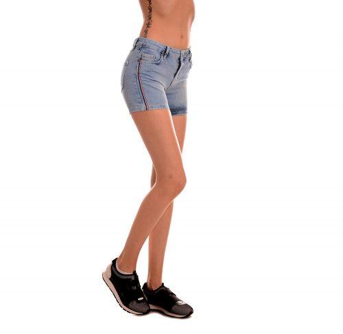 Дамски къси дънкови панталони