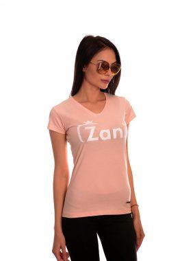 Българска тениска от новата колекция на Zani- модел 2020г. Естествена, памучна материя