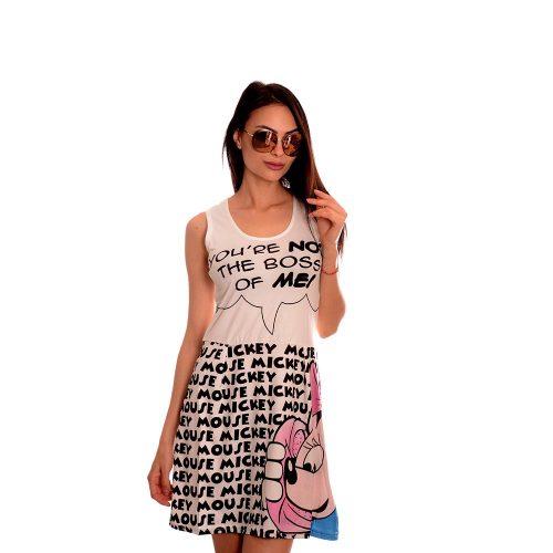 Лятна рокля Мики Маус - свежо, лятно предложение!