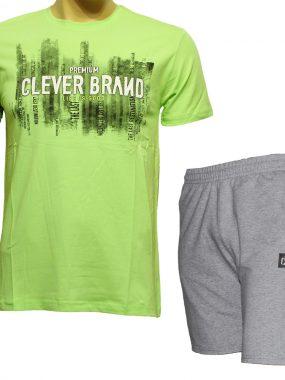 Летни тениска и къси панталони - Зани. Произведени в България