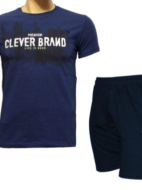 Летни комплекти тениска и къси панталони - Зани. Произведени в България