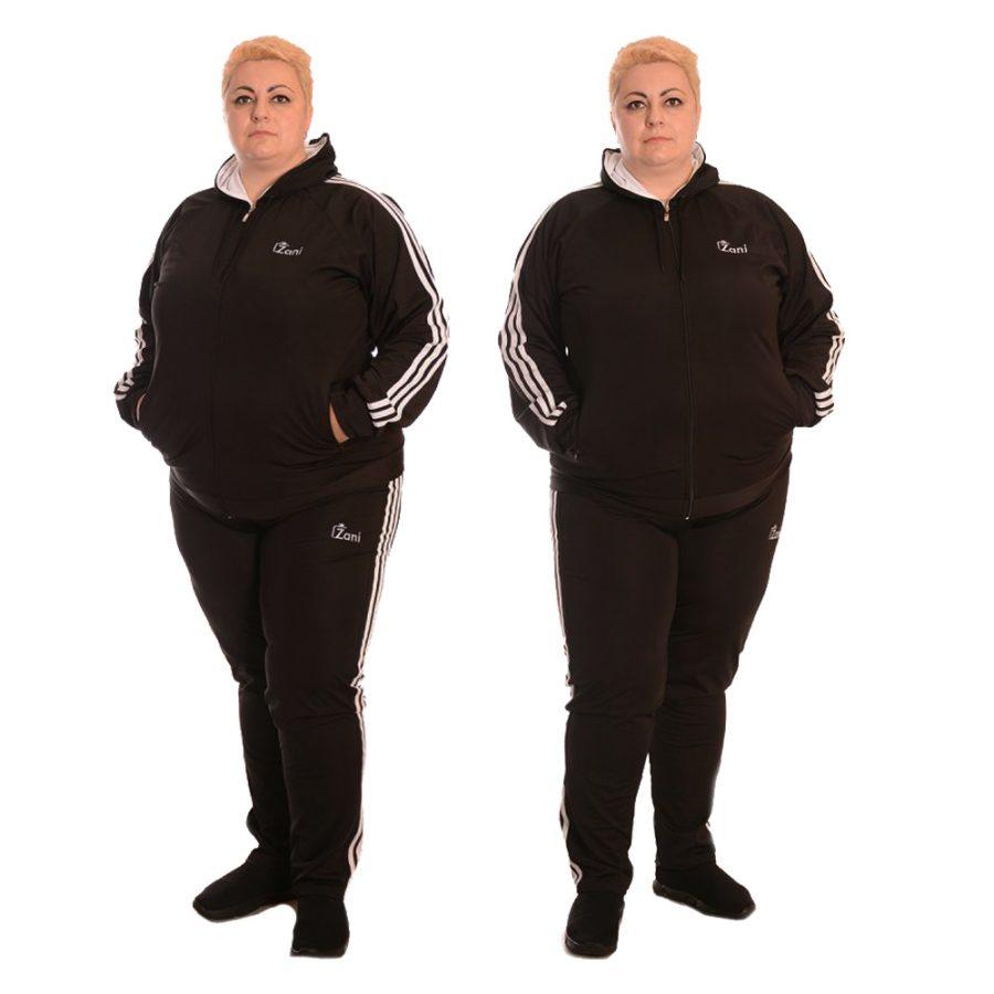 Спортни дрехи за големи жени!