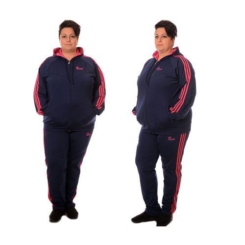 Голям размер дамски анцуг - 3XL, 4XL, 5XL, 6XL Топ марка Зани