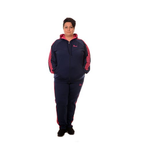 Голям размер дамски анцуг
