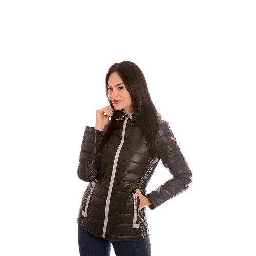 Черно есенно яке за дами!
