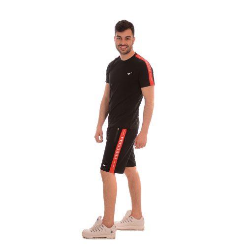 Летен комплект тениска и къси панталони. Произведени в България!