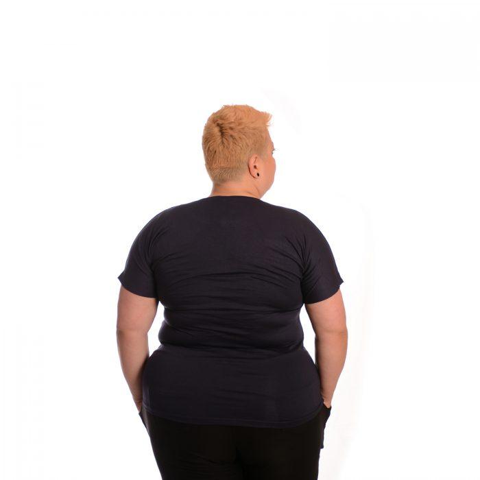 Дамска тениска PLUS SIZE - Макси размер