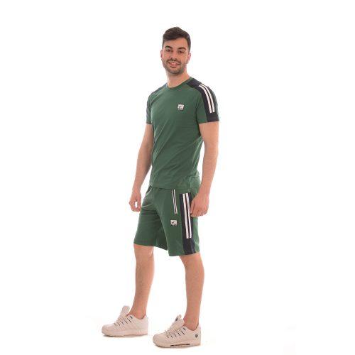 Тениска и къси гащи произведени в България