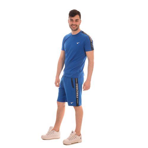 Комплект тениска и къси панталони от памук. Произведен в България!