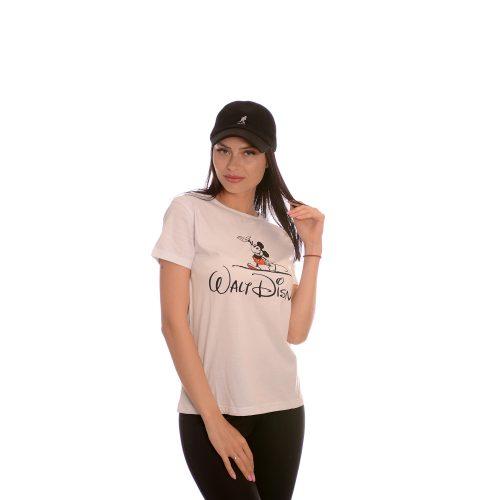 Дамска тениска МИКИ МАУС- памук и ликра