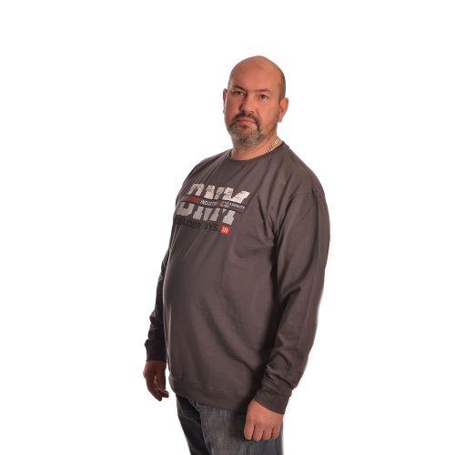 Блуза с дълъг ръкав за големи мъже. Размери 3XL 4XL 5XXL 6XL, до 150 кг.